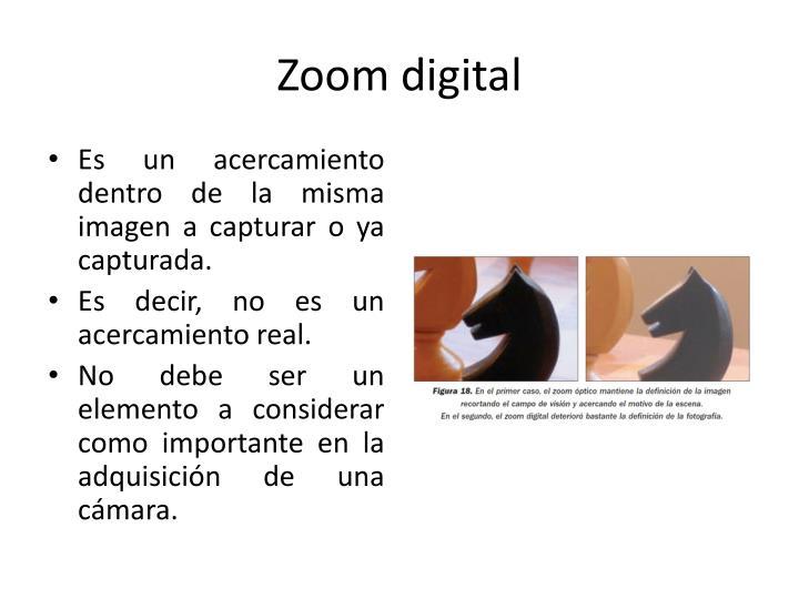 Zoom digital