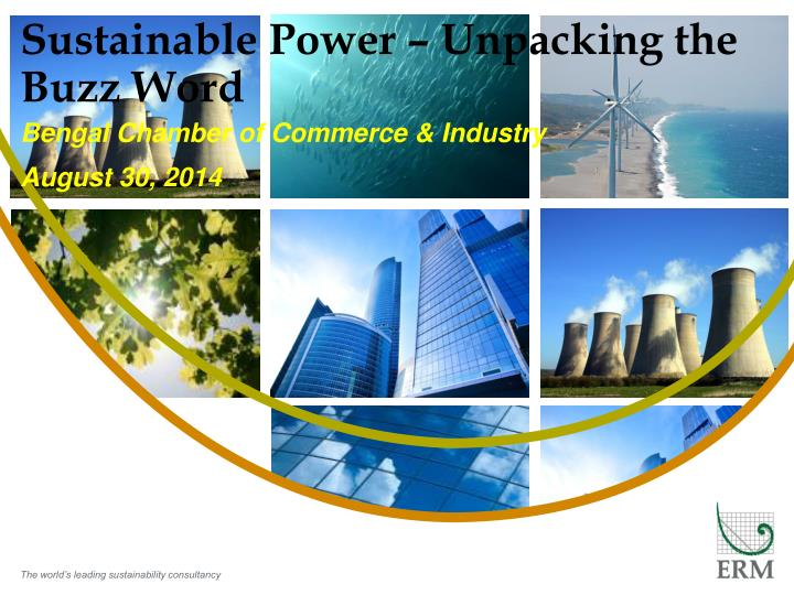 Sustainable power unpacking the buzz word