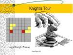 knight s tour