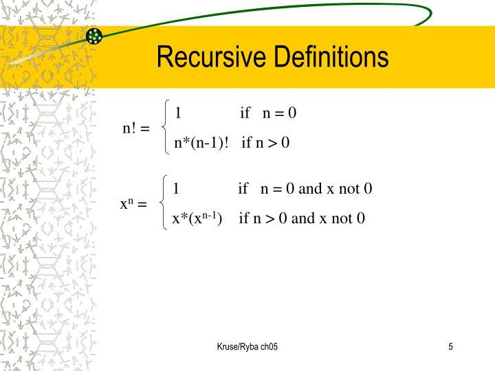1              if   n = 0