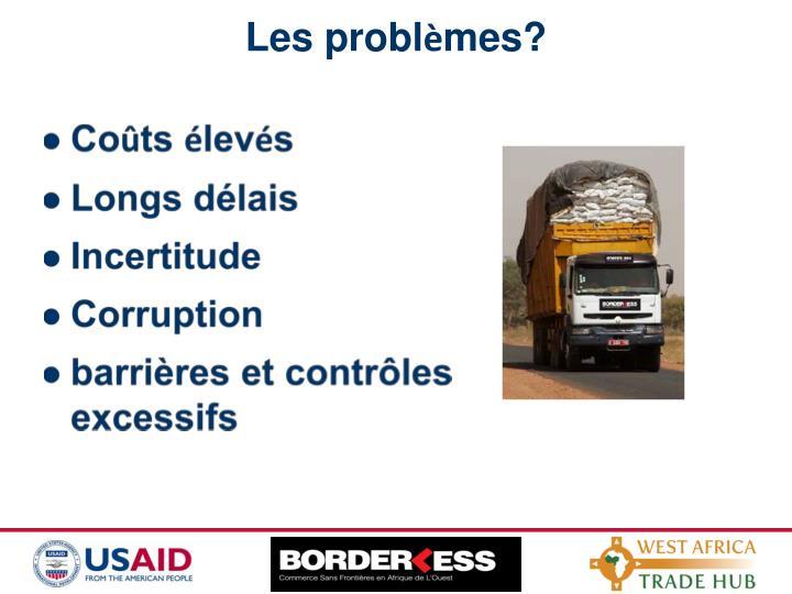 Les probl