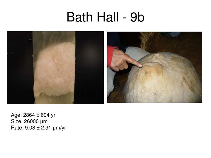 Bath Hall - 9b