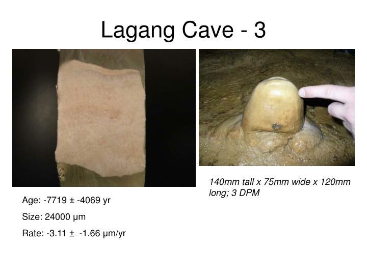Lagang Cave - 3