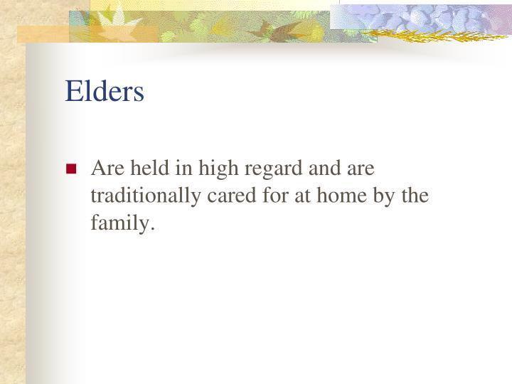 Elders