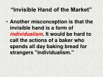 invisible hand of the market2