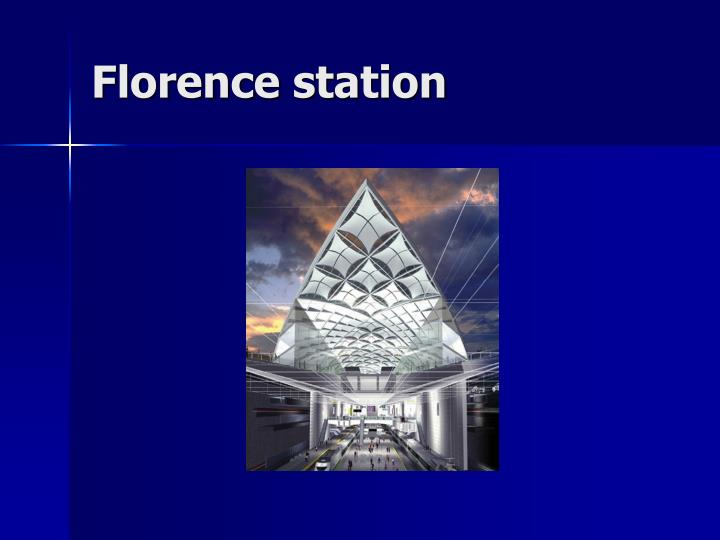 Florence station