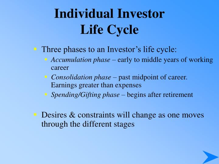 Individual Investor