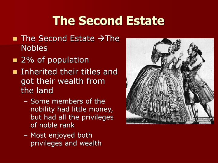 The Second Estate