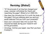 revising global1