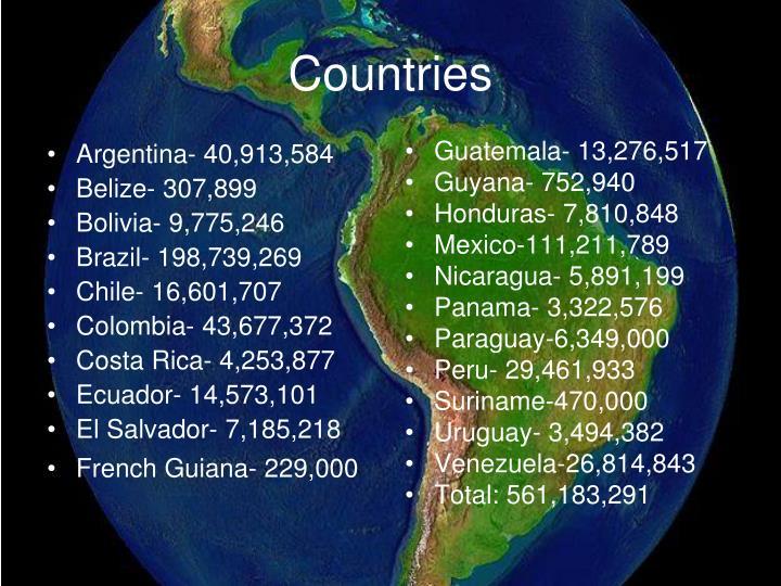 Argentina- 40,913,584
