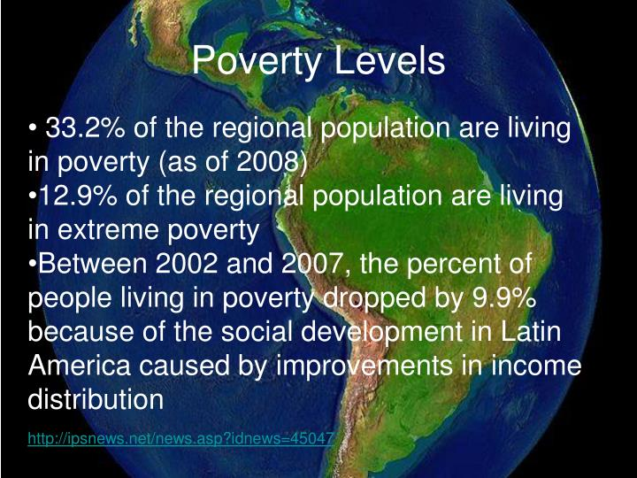 Poverty Levels