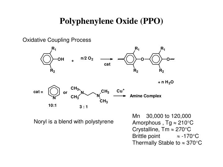 Polyphenylene Oxide (PPO)