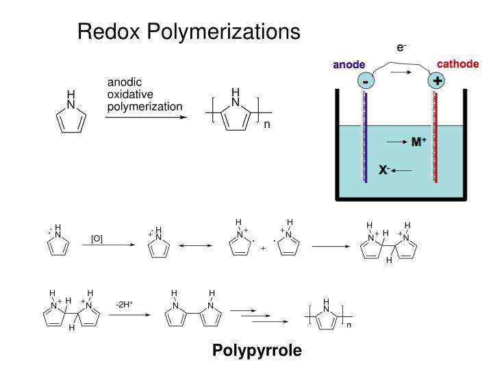 Redox Polymerizations