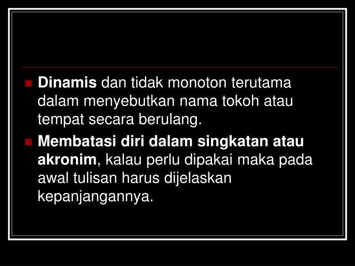 Dinamis