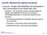 slide 28 goal 2 maintain the highest standards