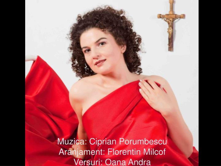 Muzica: Ciprian Porumbescu