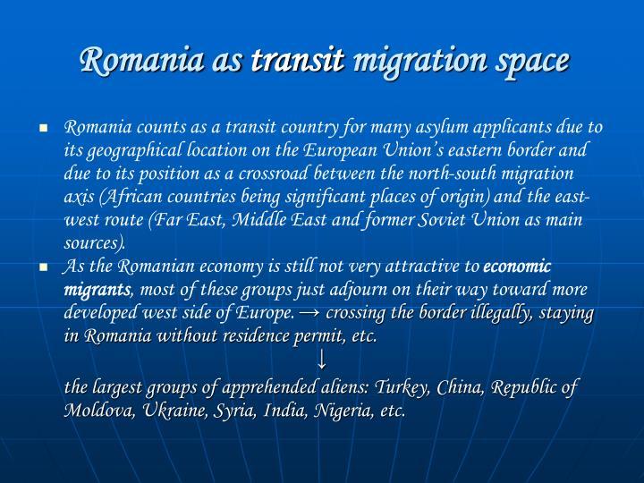 Romania as