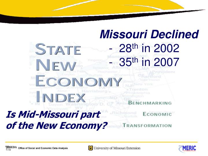 Missouri Declined