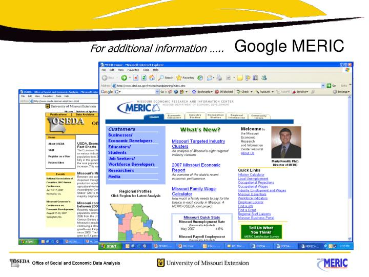 Google MERIC