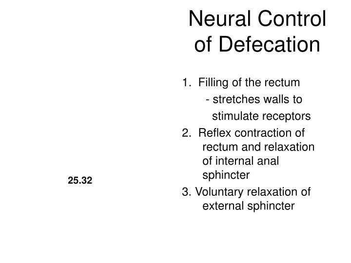 Neural Control