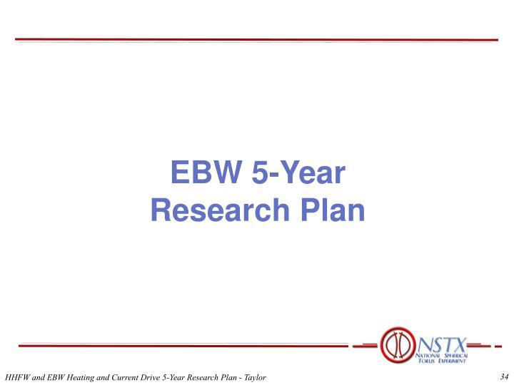 EBW 5-Year