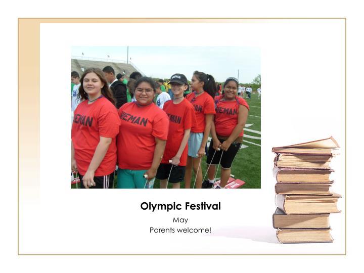 Olympic Festival