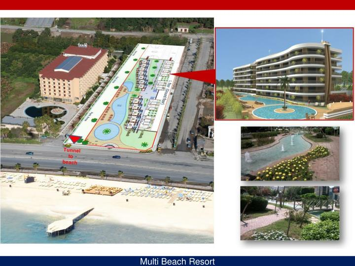 Multi Beach Resort