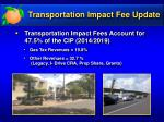 transportation impact fee update5