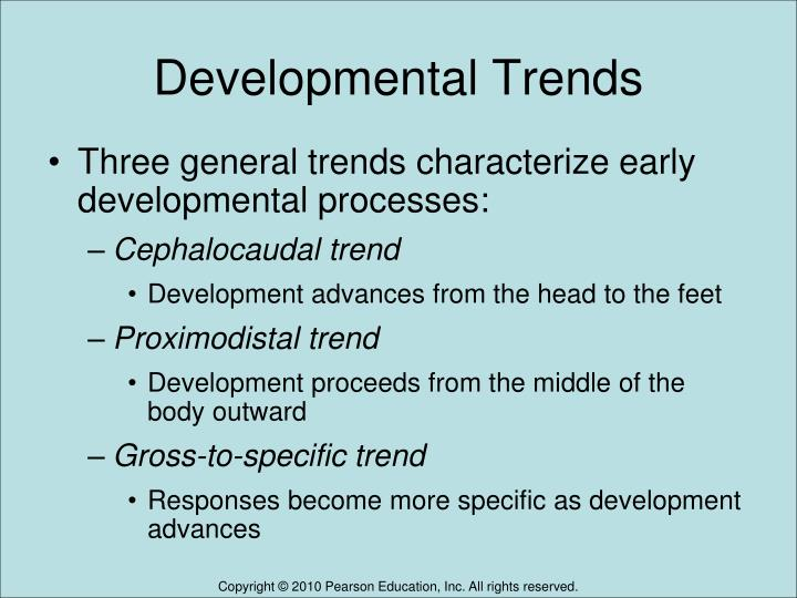 Developmental Trends