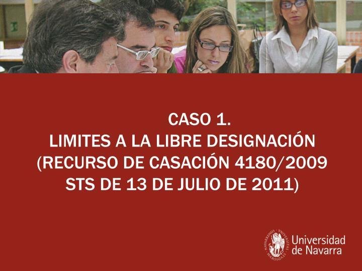 CASO 1.