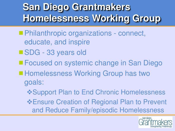 San Diego Grantmakers