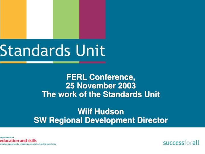 FERL Conference,