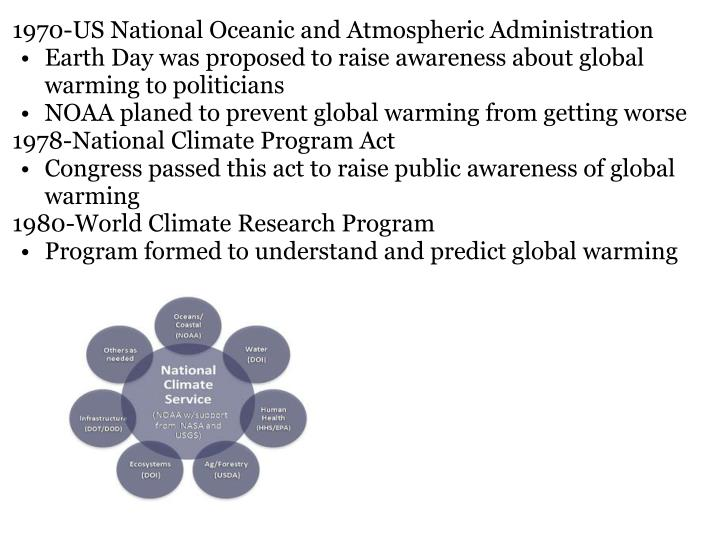 1970-US National Oceanic and Atmospheric Administration