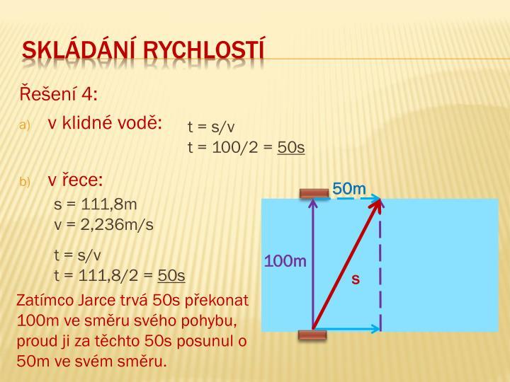 Řešení 4: