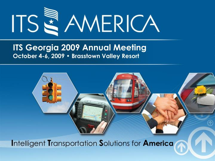 ITS Georgia 2009 Annual Meeting
