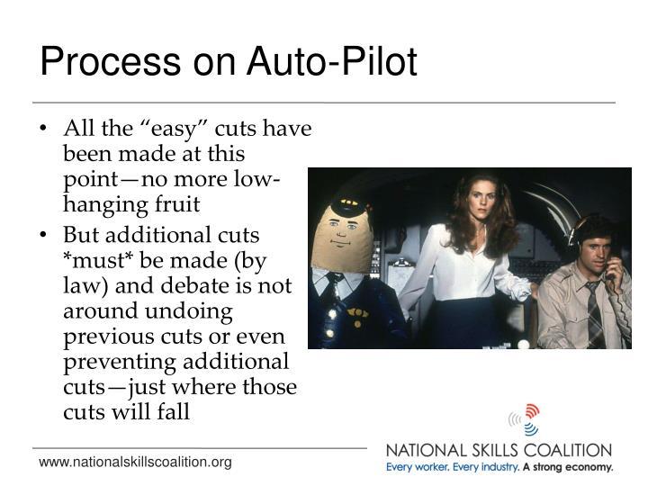 Process on Auto-Pilot
