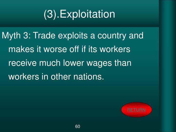 (3).Exploitation