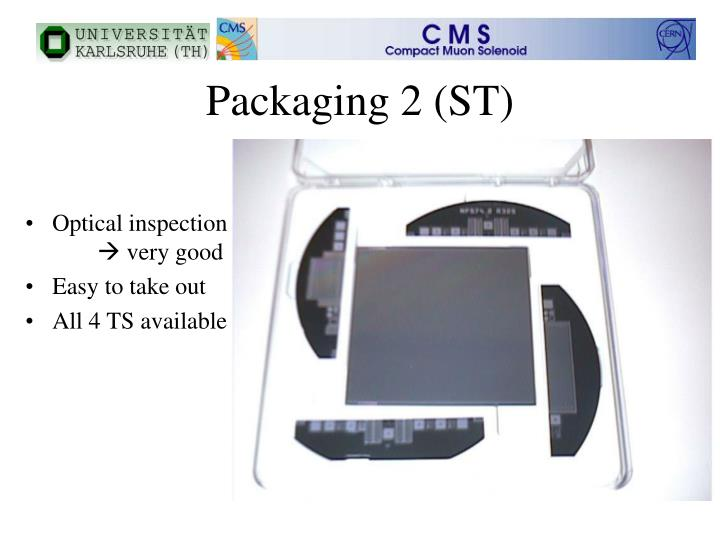 Packaging 2 (ST)