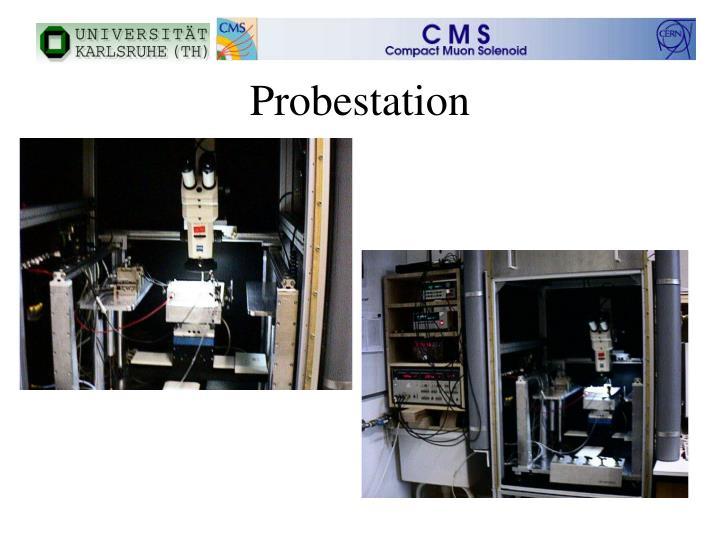 Probestation