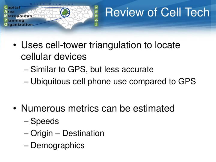 Review of Cell Tech