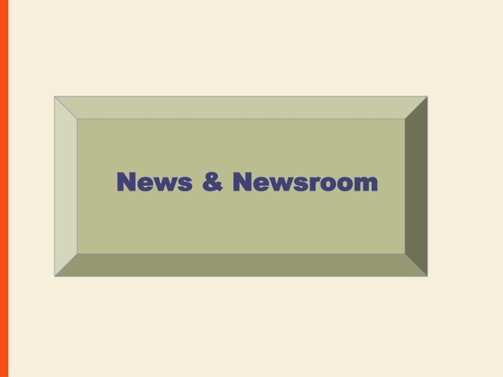 News & Newsroom