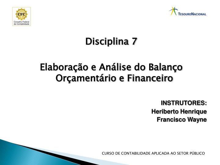 Disciplina 7