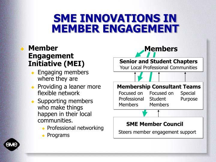 SME Member Council