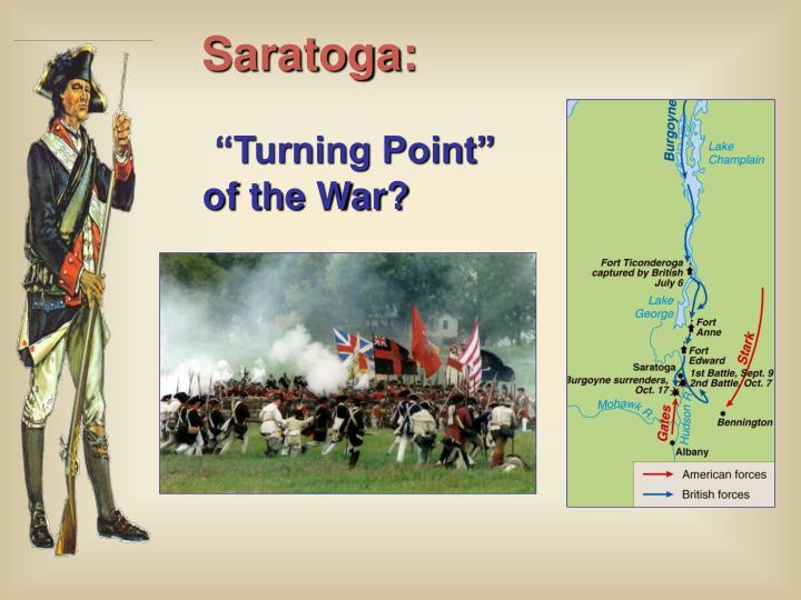 Saratoga: