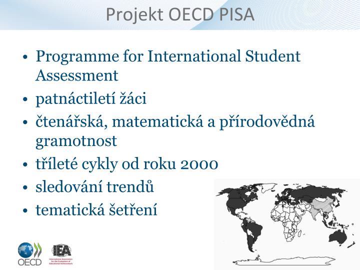 Projekt OECD PISA