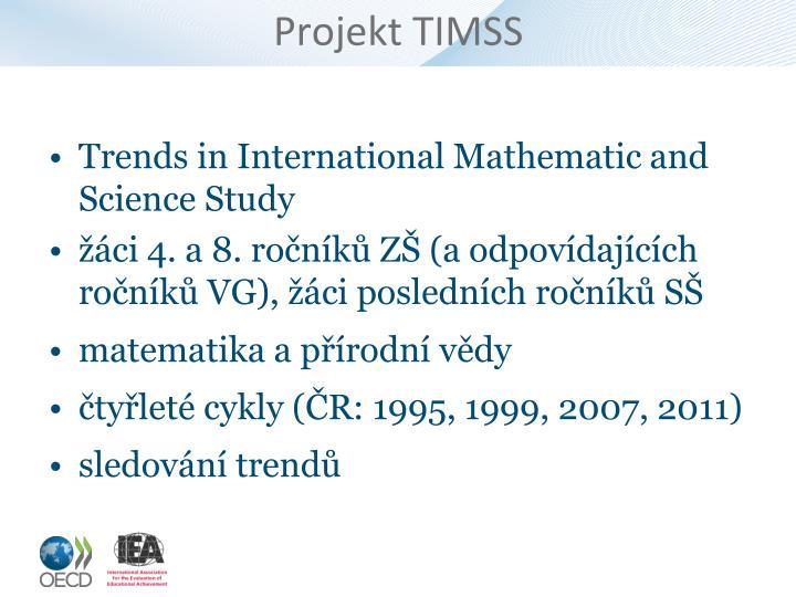 Projekt TIMSS