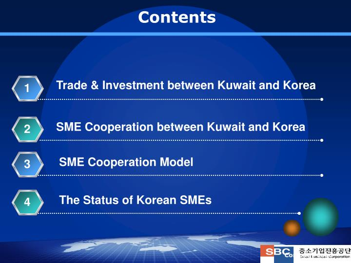 Trade & Investment between Kuwait and Korea