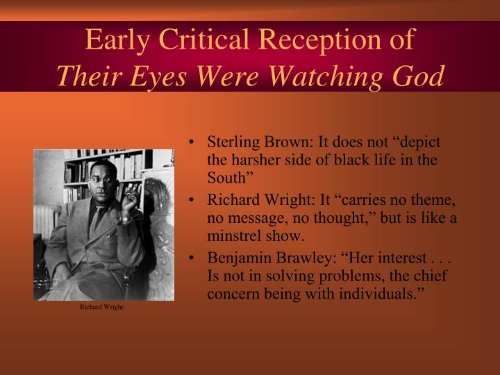 Early Critical Reception of