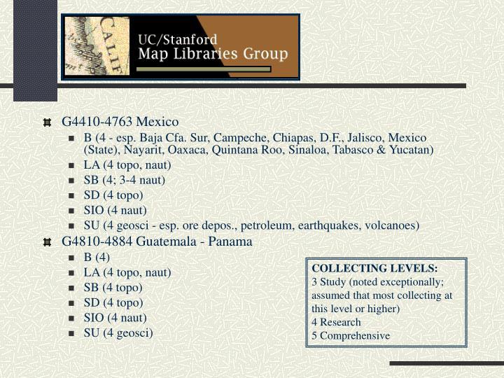 G4410-4763 Mexico