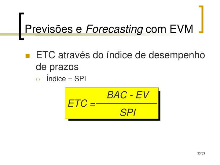 BAC - EV